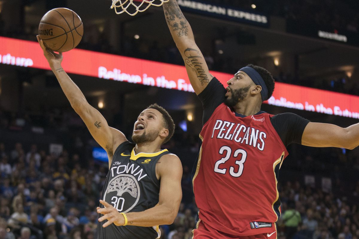 7feb813ab229 2018 NBA Playoffs  Predictions for New Orleans Pelicans versus Golden State  Warriors Round 2 matchup