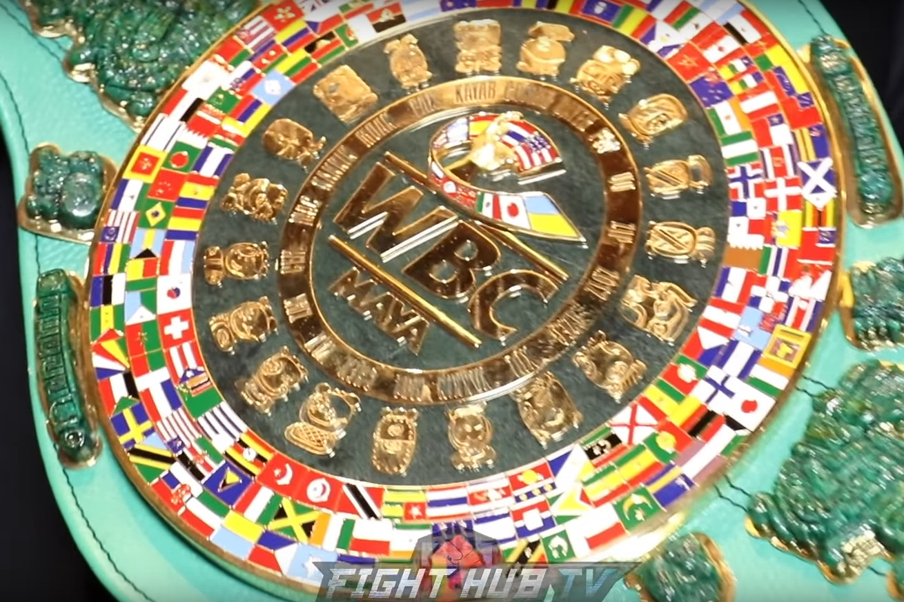 Screen Shot 2019 05 01 at 8.47.51 AM.0 - WBC creates new belt for Canelo-Jacobs