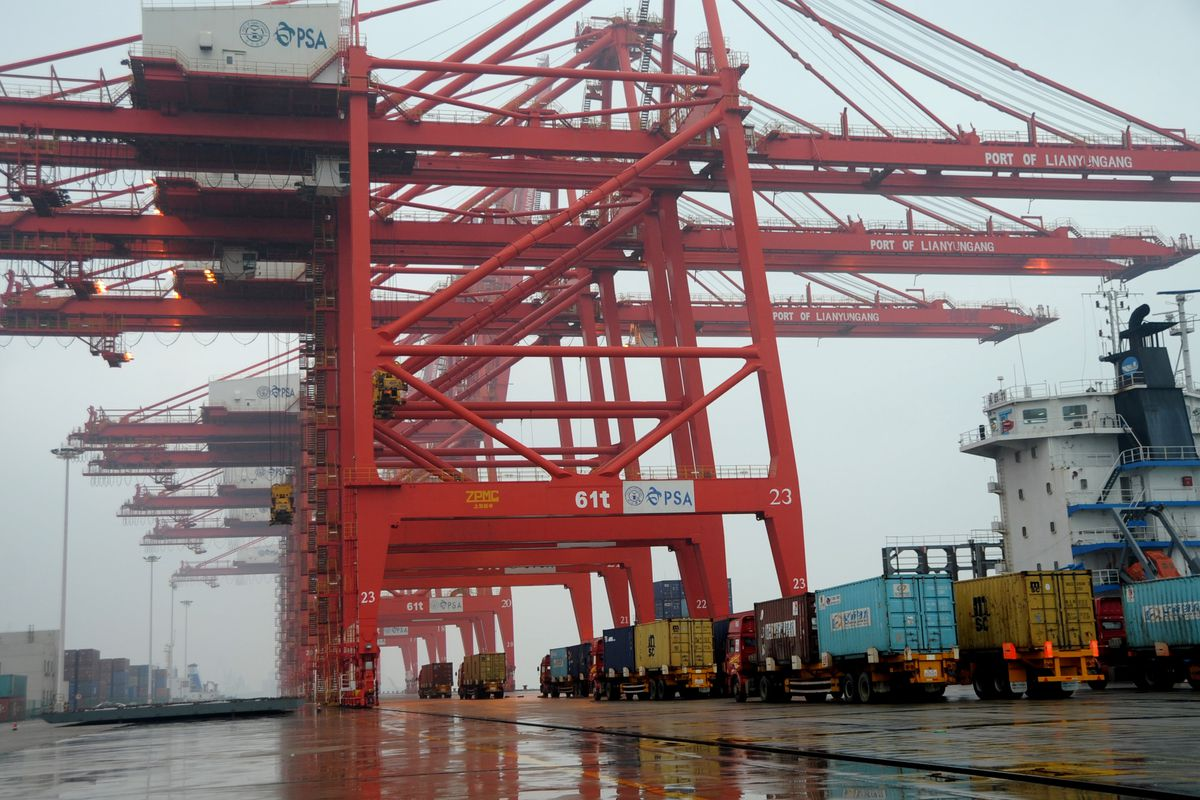 China's Gross Import And Export Value Amounts 19.93 Trillion Yuan In The First Ten Months
