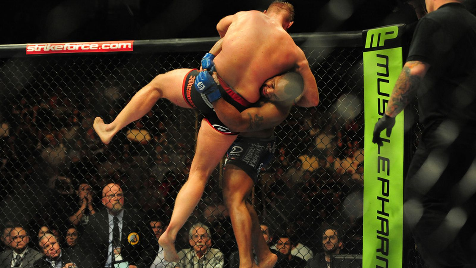 Strikeforce heavyweight grand prix results recap: Daniel ...