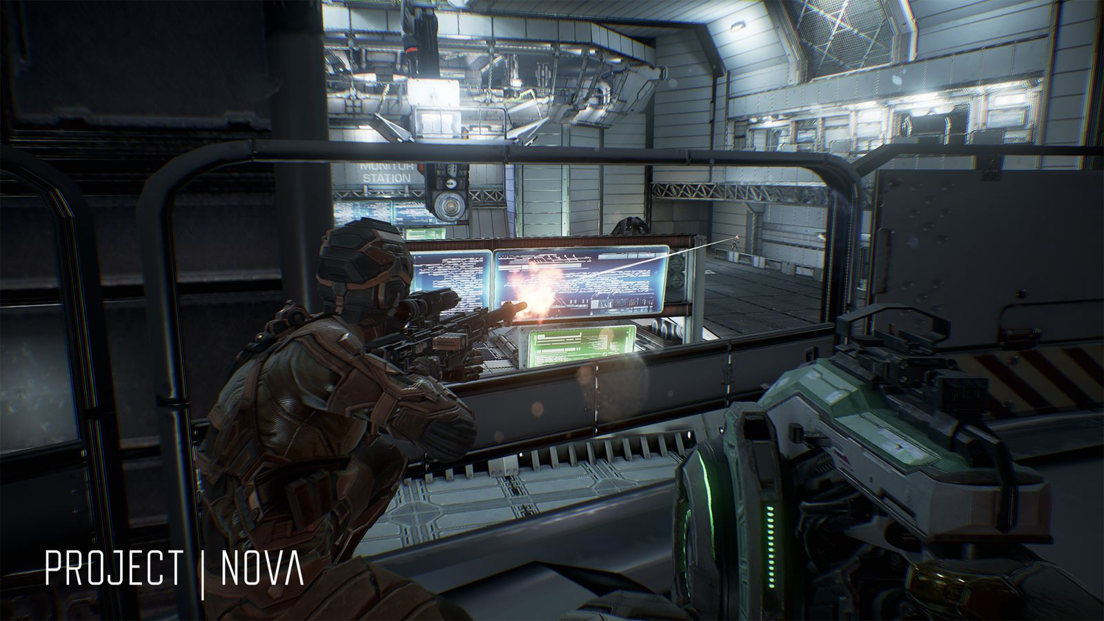 first person shooter essay A study published recently in molecular psychiatry has found a possible link between playing first-person action games  study suggests first-person shooters may .