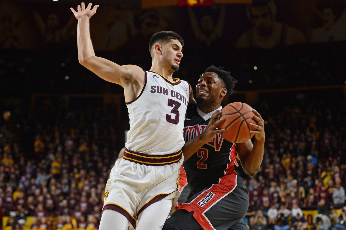 NCAA Basketball: UNLV at Arizona State