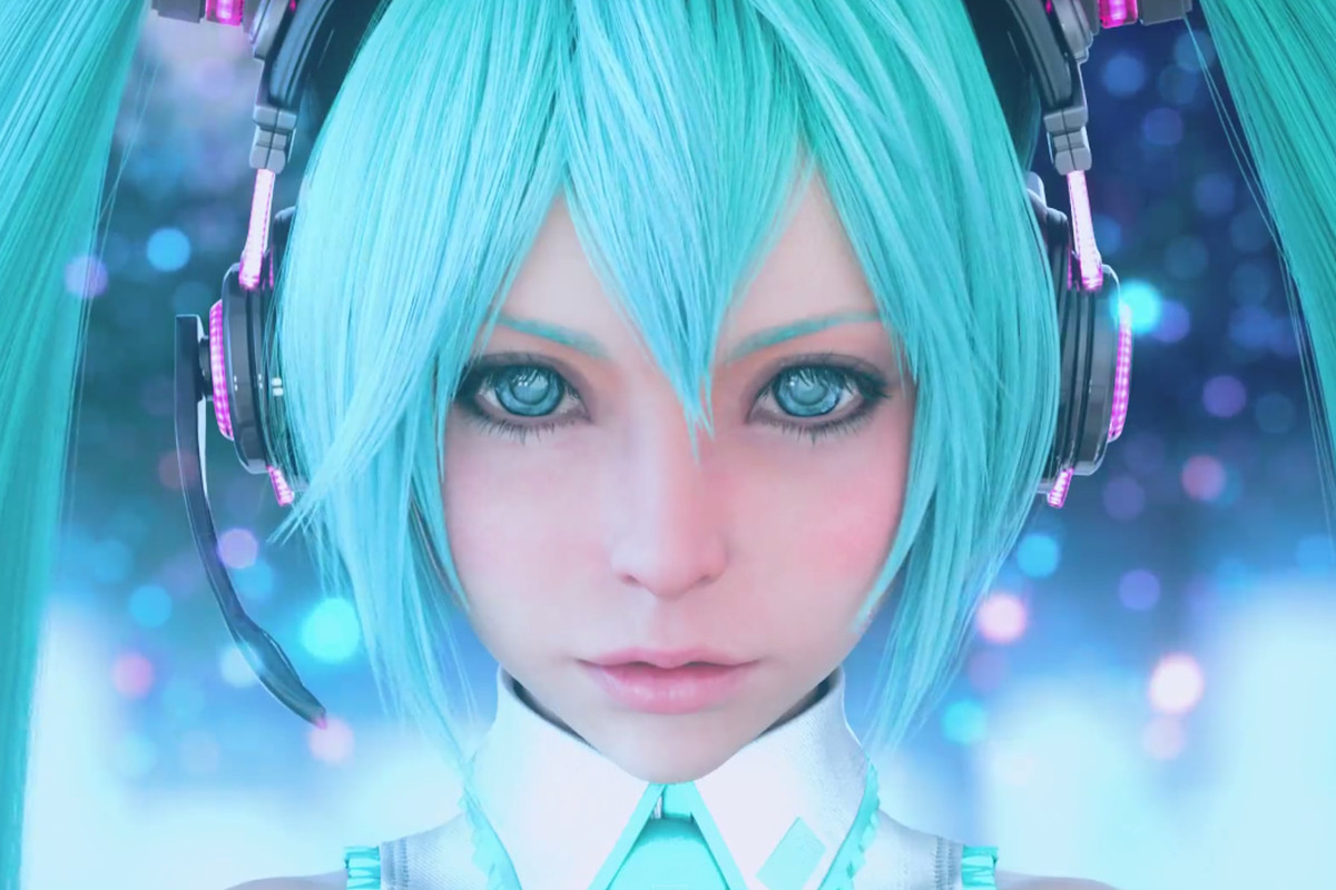 virtual pop star hatsune miku is touring north america