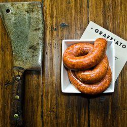 30 pounds of sausage per week