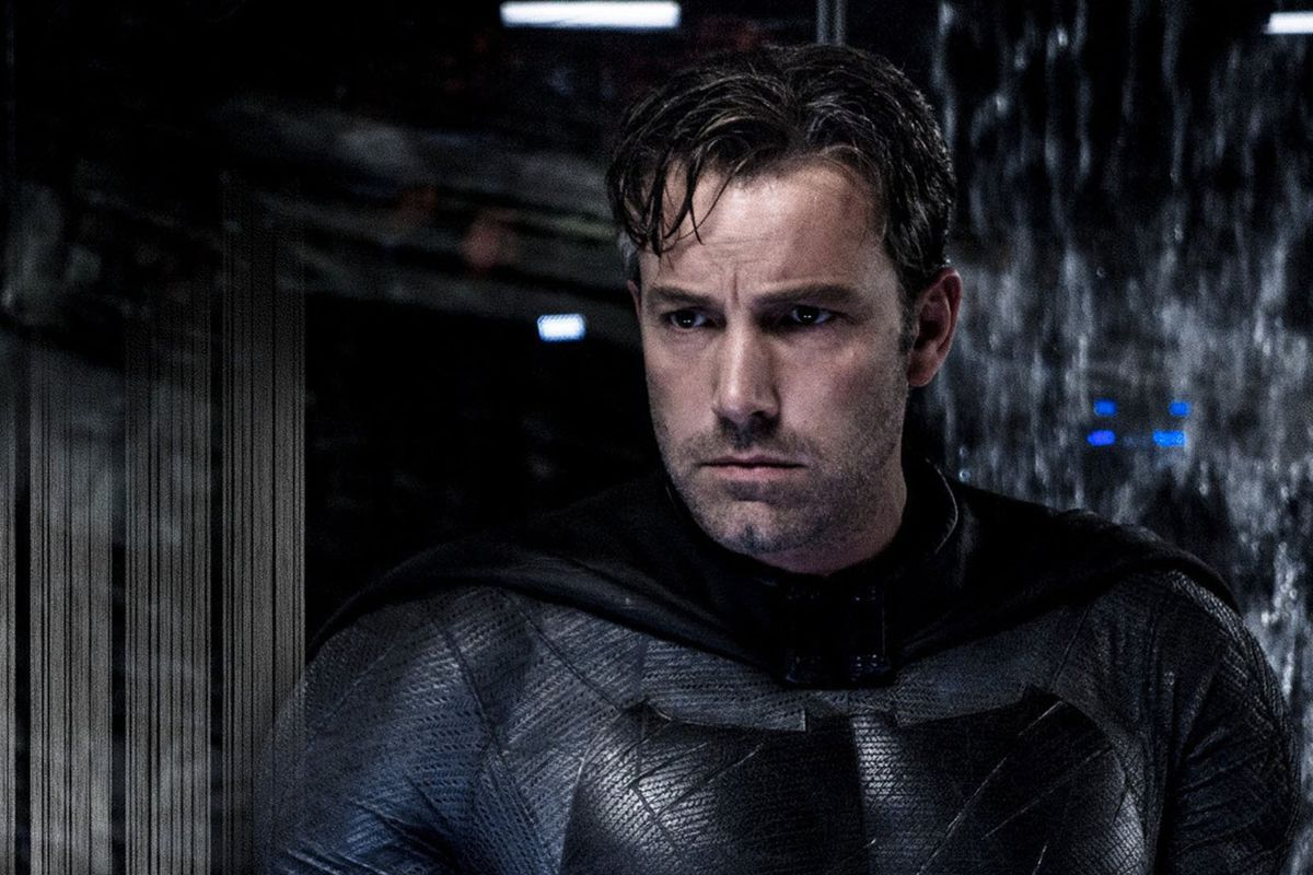 ben affleck as batman in batman v superman dawn of justice