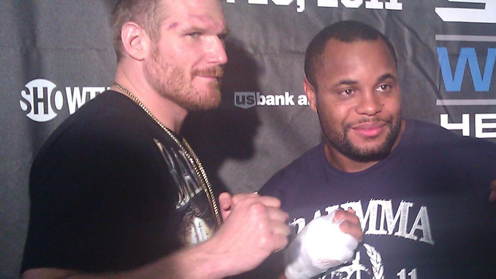 Strikeforce 'Barnett vs Cormier' fight card: Josh Barnett ...
