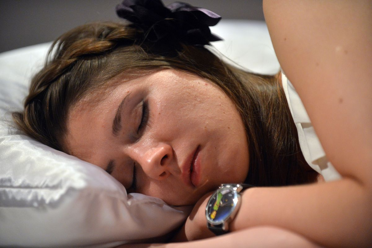 35 million Americans aren't sleeping enough, according to the CDC.