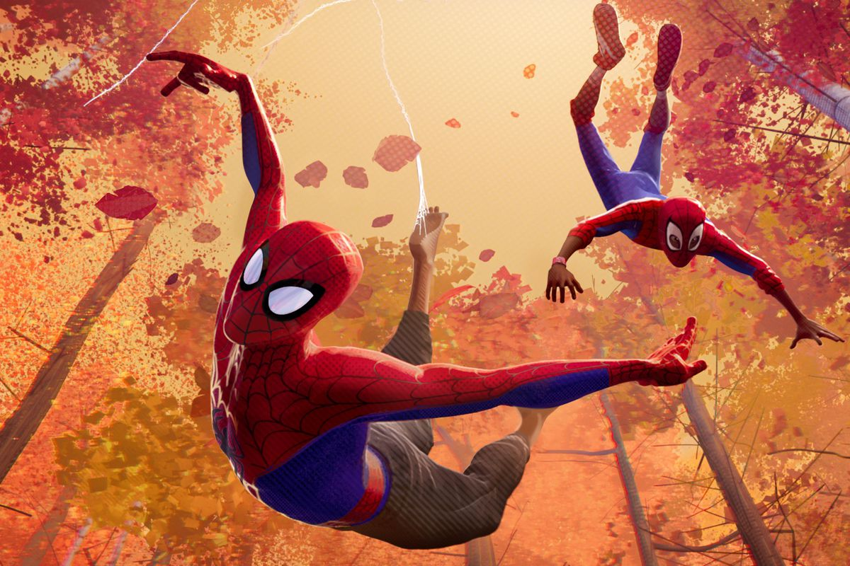 spidersonas are a joyous celebration of into the spider verse s