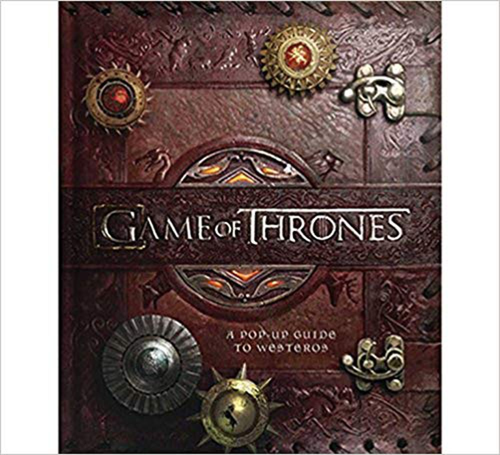 Game of Thrones gift guide: from props and tarot cards to