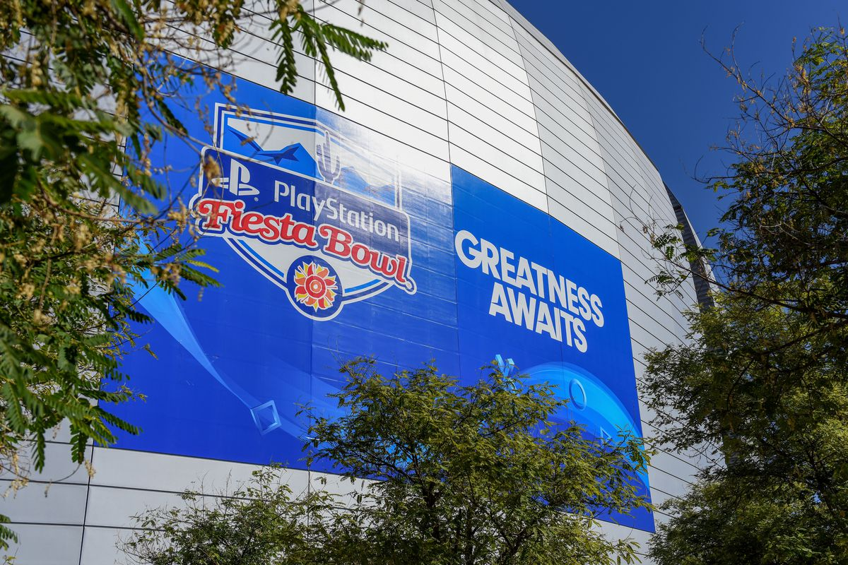 PlayStation Fiesta Bowl - Penn State v Washington