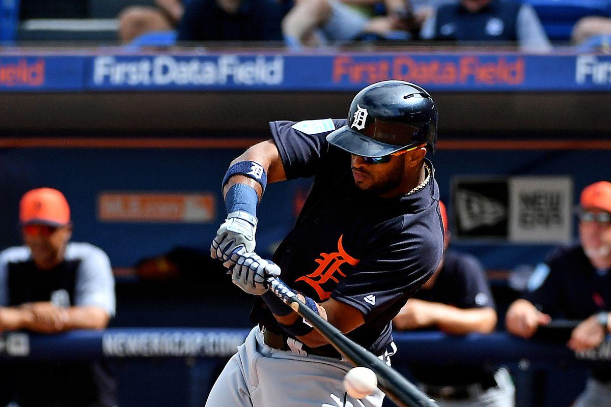 MLB: Spring Training-Detroit Tigers at New York Mets