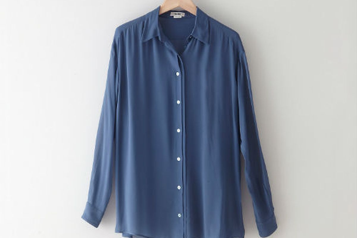 Acne Shining Ggt Shirt, $159 at Steven Alan
