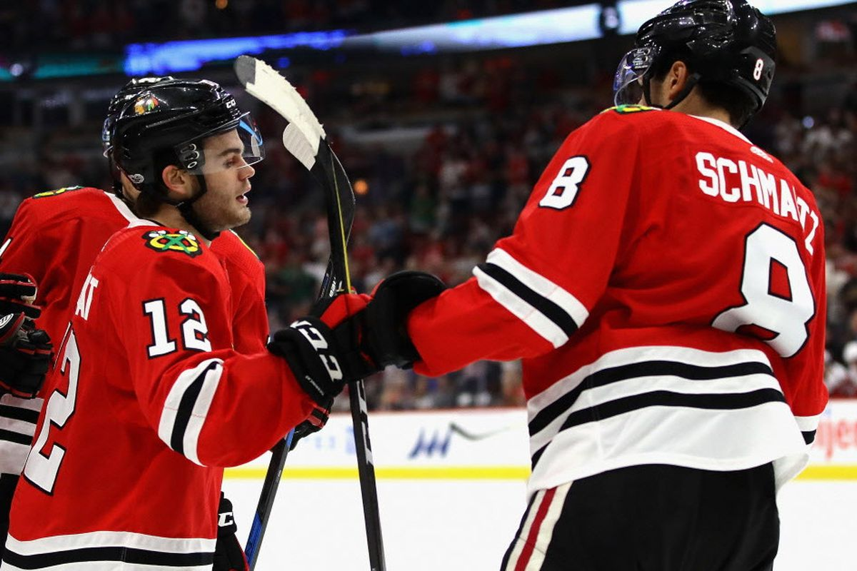 Blackhawks' season might be a lost cause, but the future doesn't