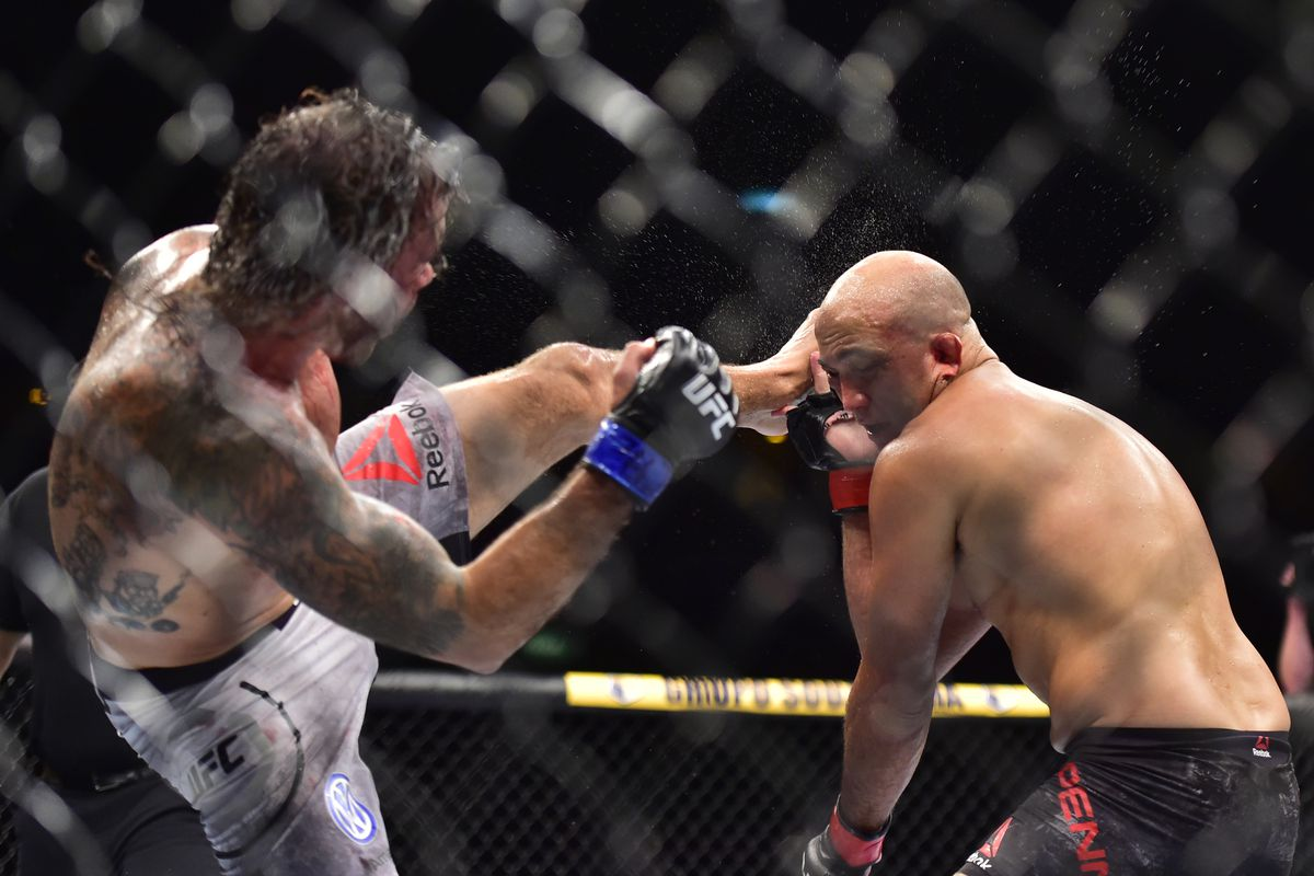Ufc 237 Espn Prelims Results Highlights Spann Ices Nogueira Guida Decisions Penn Bloody Elbow