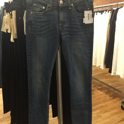 Rag & Bone jeans, size 26, $59.40 (from $198)