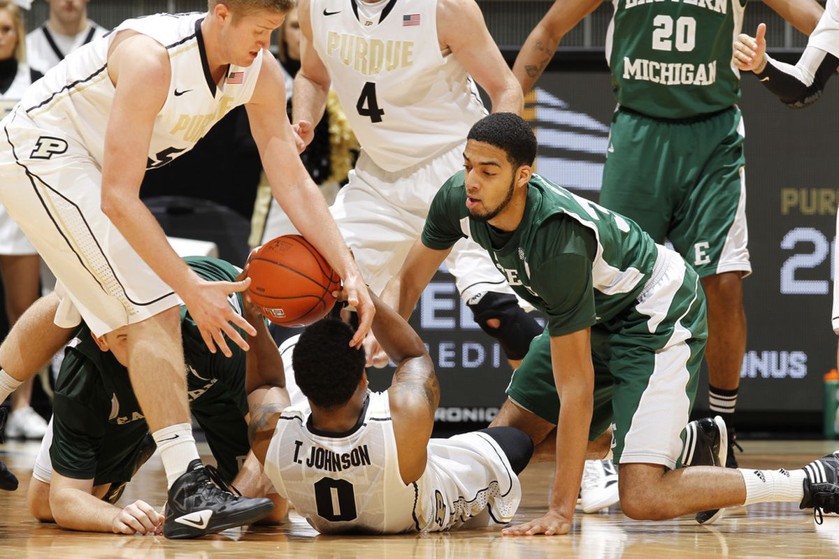 EMU likes it ugly. But there's nothing unattractive about their 5-2 start to the MAC play.