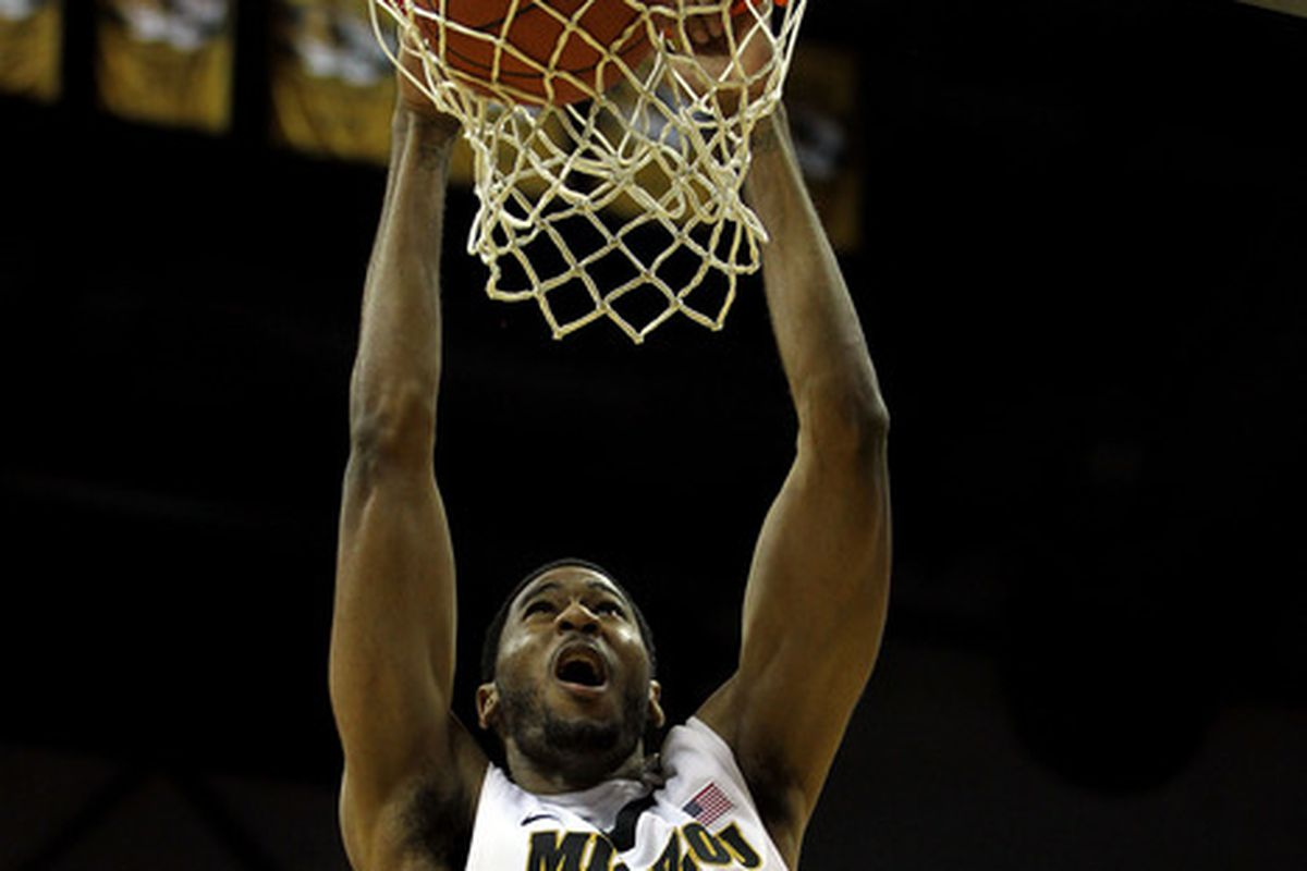 Kadeem Green, a former Missouri Tiger, can now add Ohio to his list of former teams.