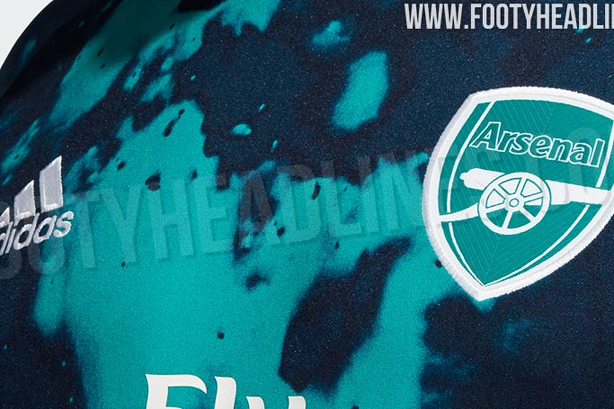 quality design 0c044 c1bf5 The Shirt Fuse: Adidas unveils Arsenal's 2019-20 pre-match ...