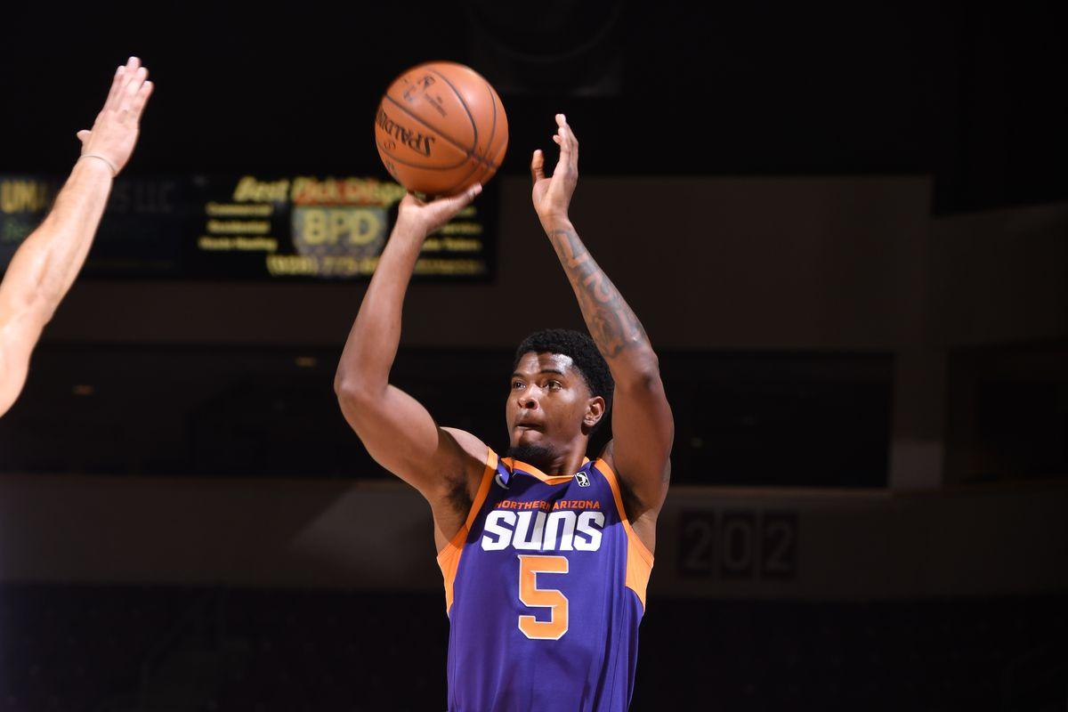Northern Arizona Suns v Agua Caliente Clippers
