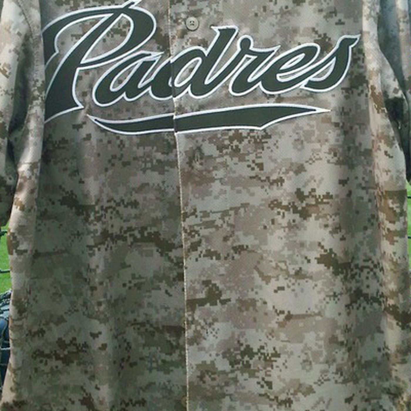 16251e72205 Padres reveal new Digital Camouflage Jerseys - Gaslamp Ball
