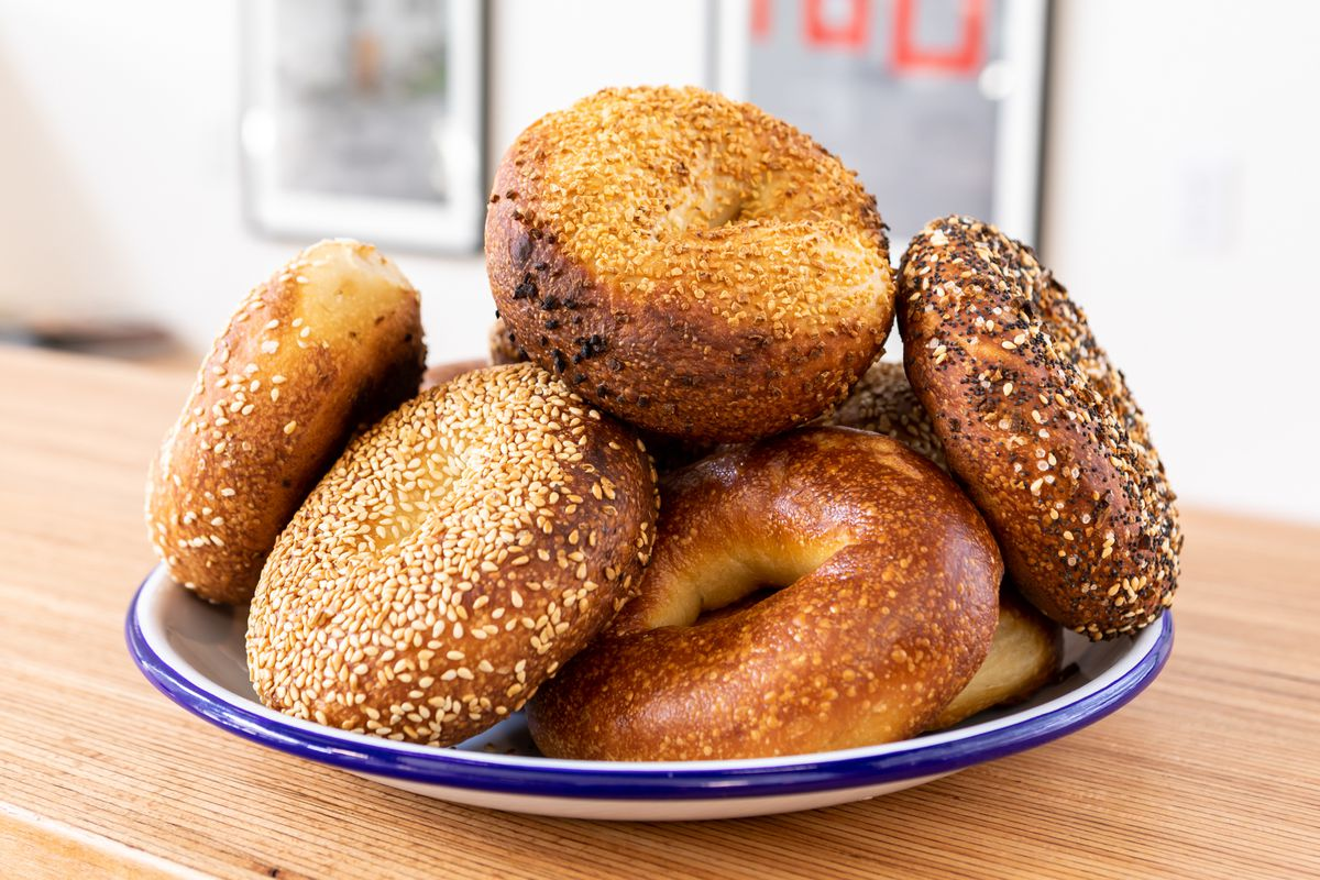 Daily Driver Sf S Big New Bagel Maker And Creamery Opens