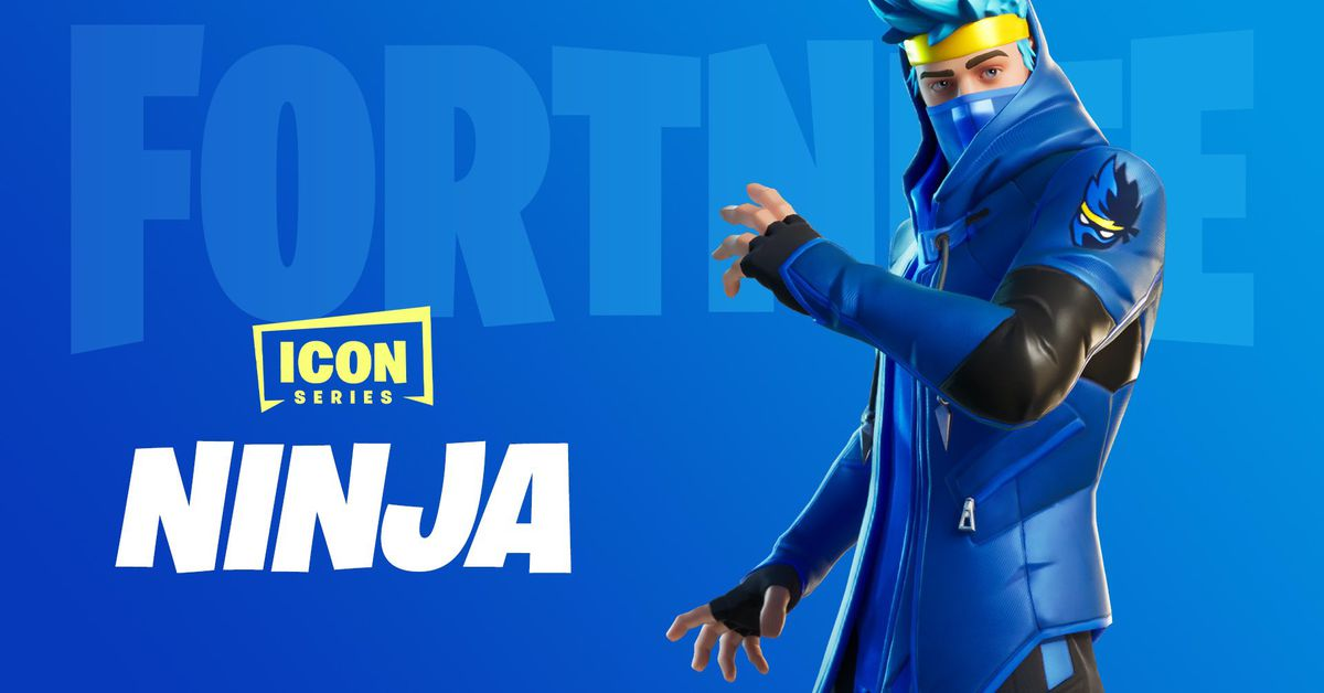 Fortnite's new Ninja skin is another step toward creating its ultimate virtual world