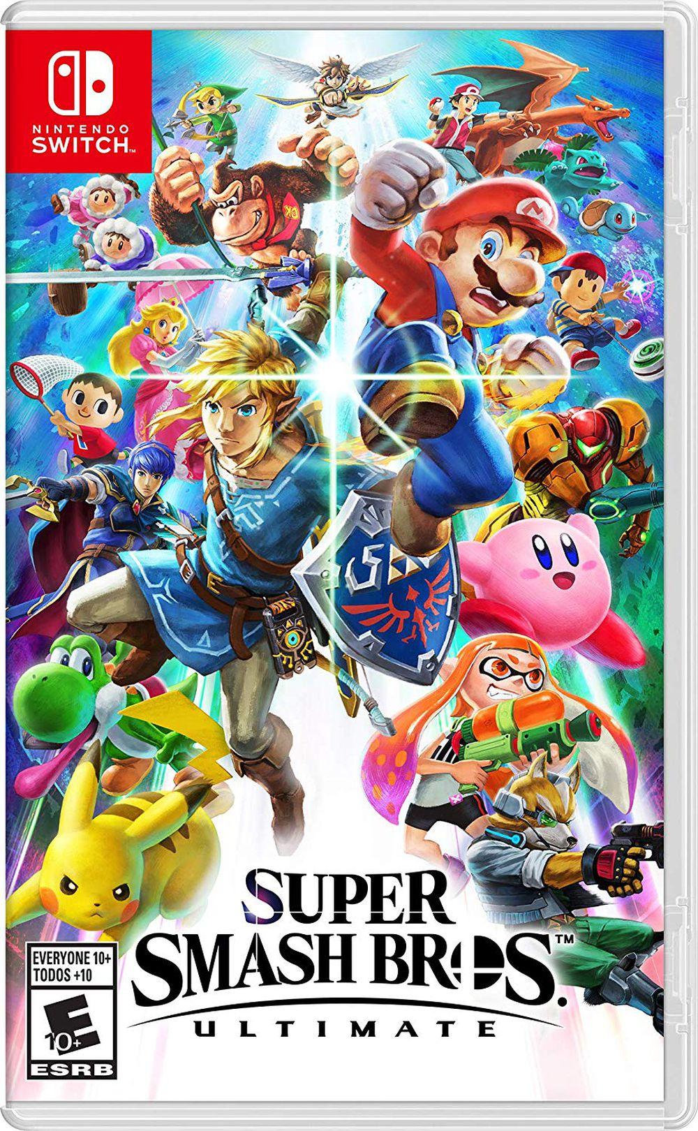 沃尔玛的Nintendo Switch捆绑回来了,Switch游戏减掉10美元,以及本周最优惠的促销活动