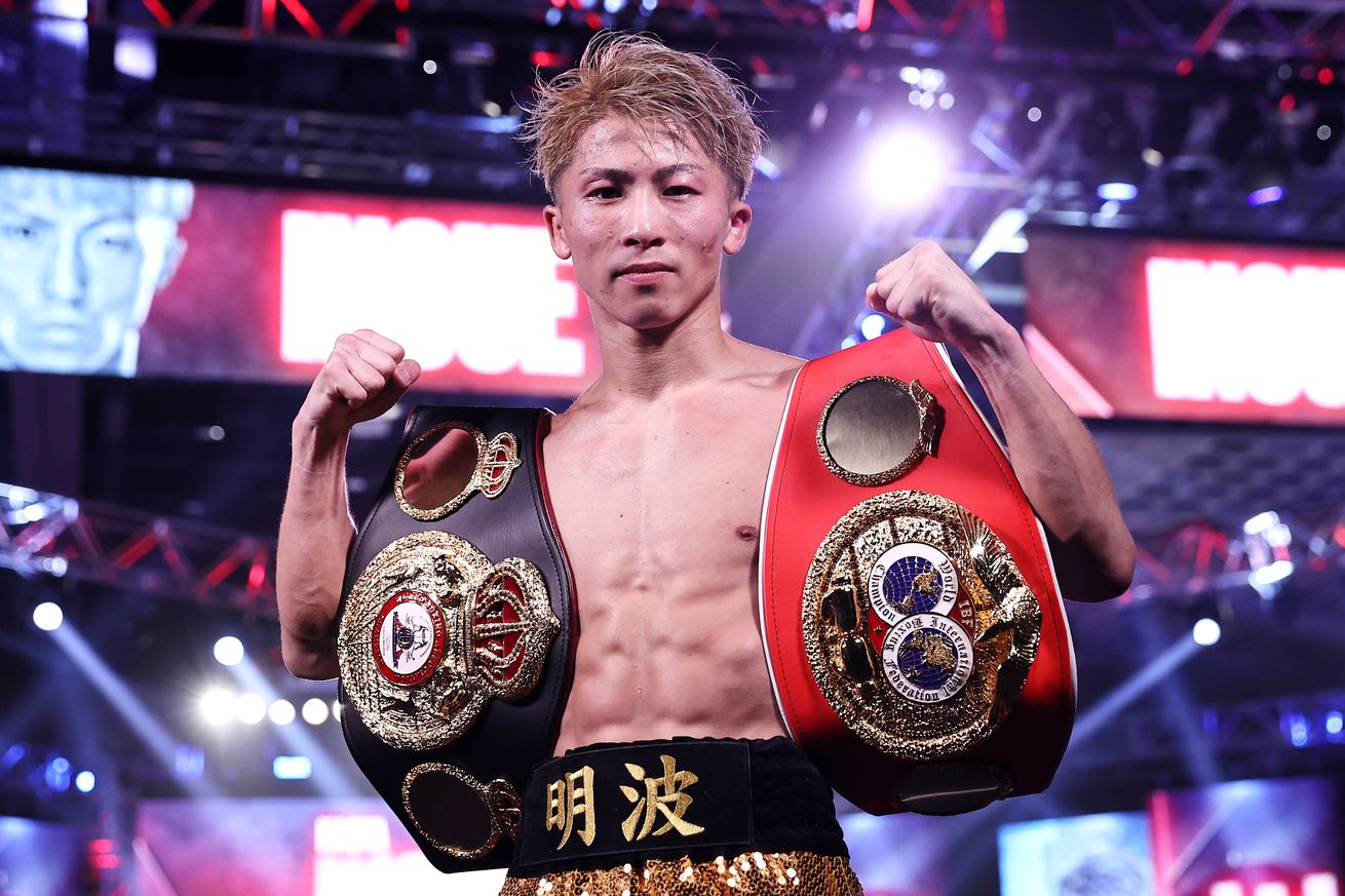 1283274253.0 - What's next for Inoue? Unification, move up in weight?