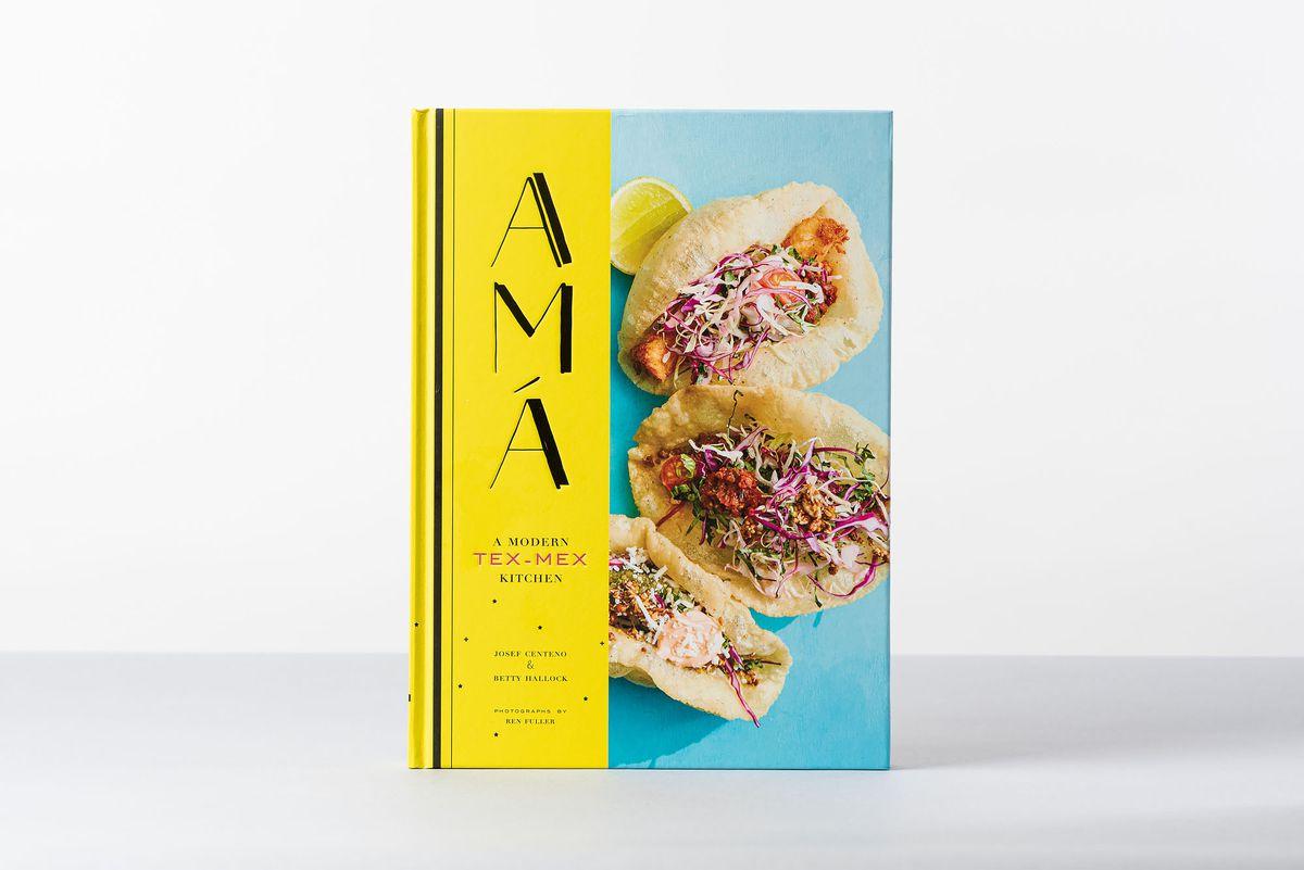 Amá cookbook by Josef Centeno