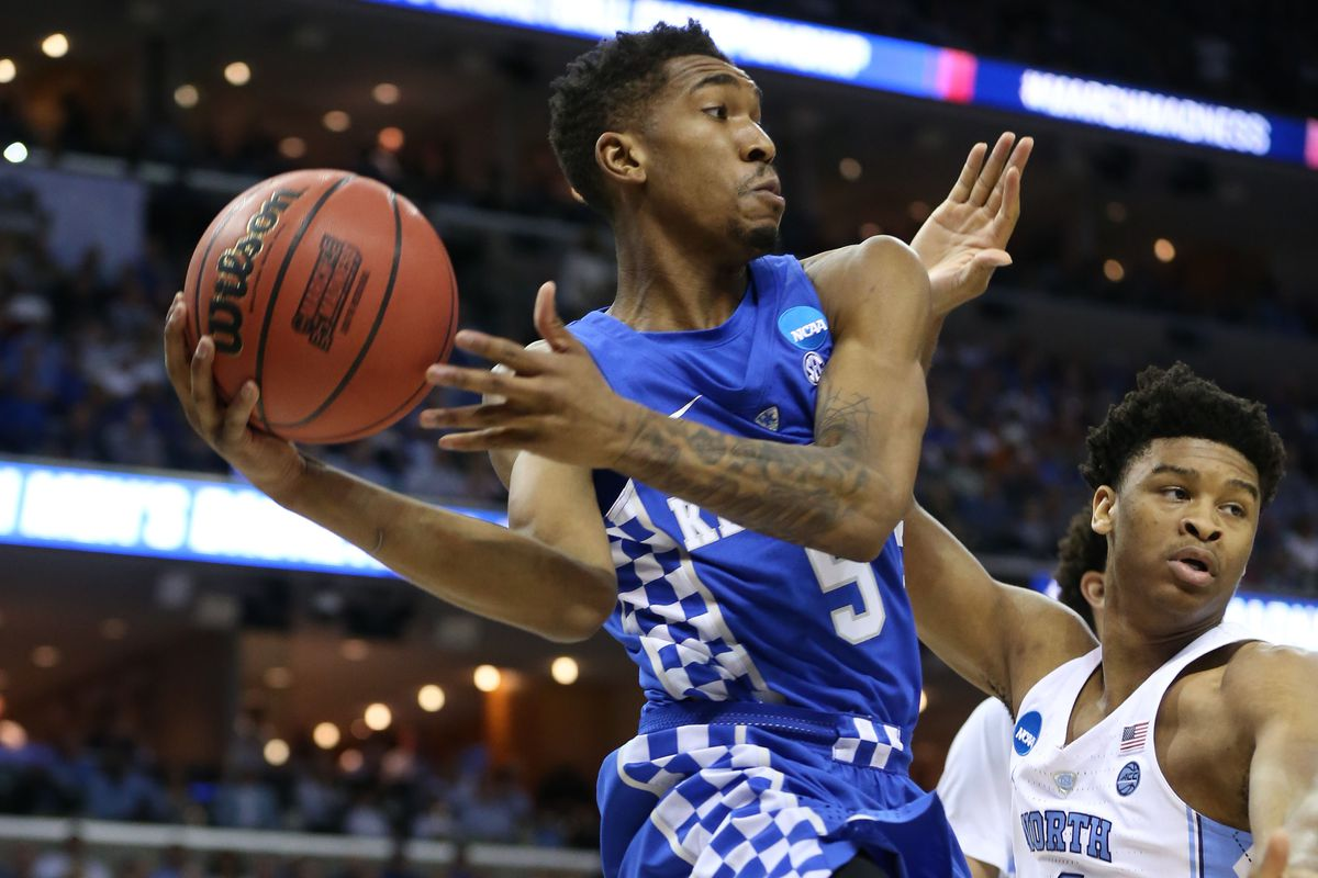 NBA Draft 2017  Malik Monk selected No. 11 overall by the Charlotte Hornets bbb6717d6