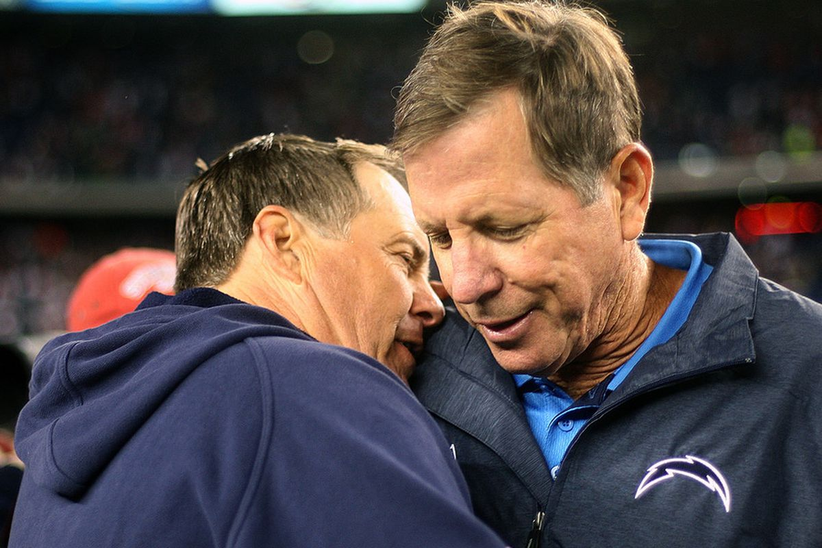 """""""Here Norv, I have so much greatness to go around, let me rub some of it off onto you."""""""