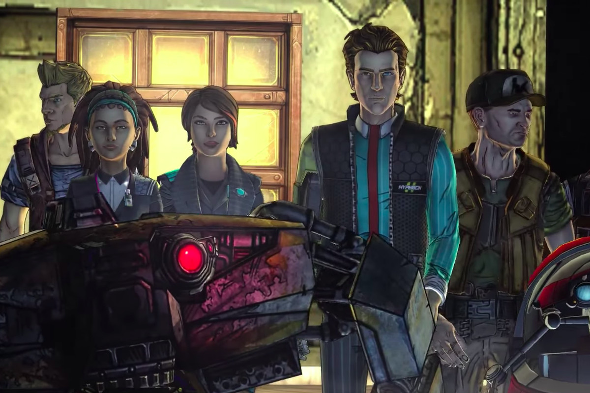 Telltale's Tales from the Borderlands had one perfect moment