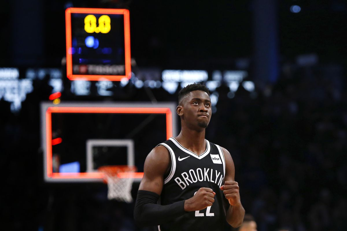 Caris Levert Was The Nets Best Kept Secret Now The Word Is Out Sbnation Com