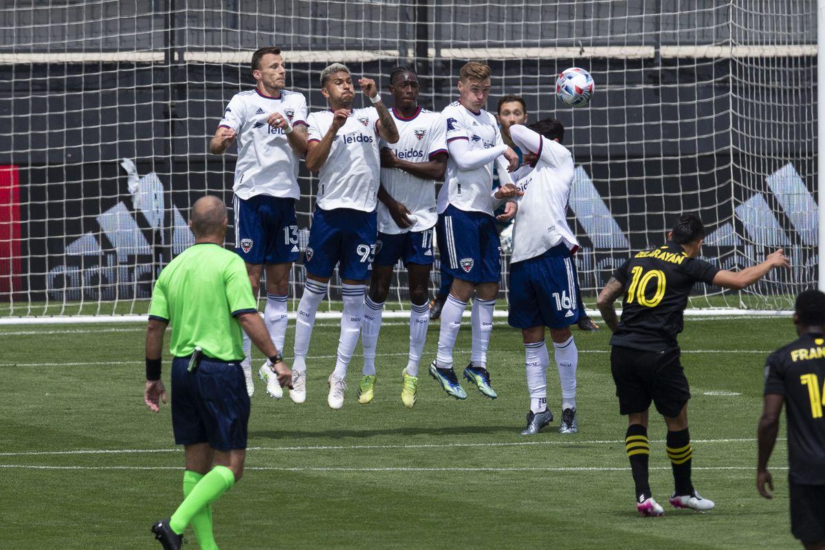 MLS: D.C. United at Columbus Crew SC