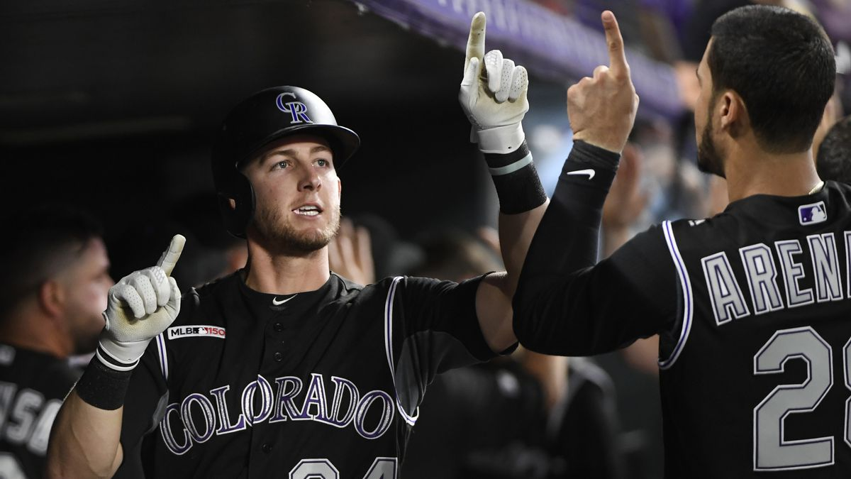 Colorado Rockies vs San Franciisco Giants