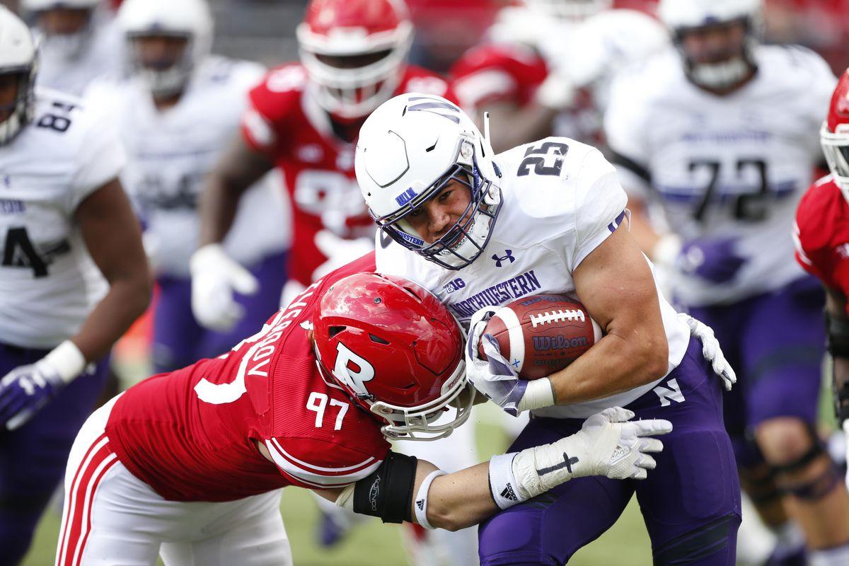 NCAA Football: Northwestern at Rutgers