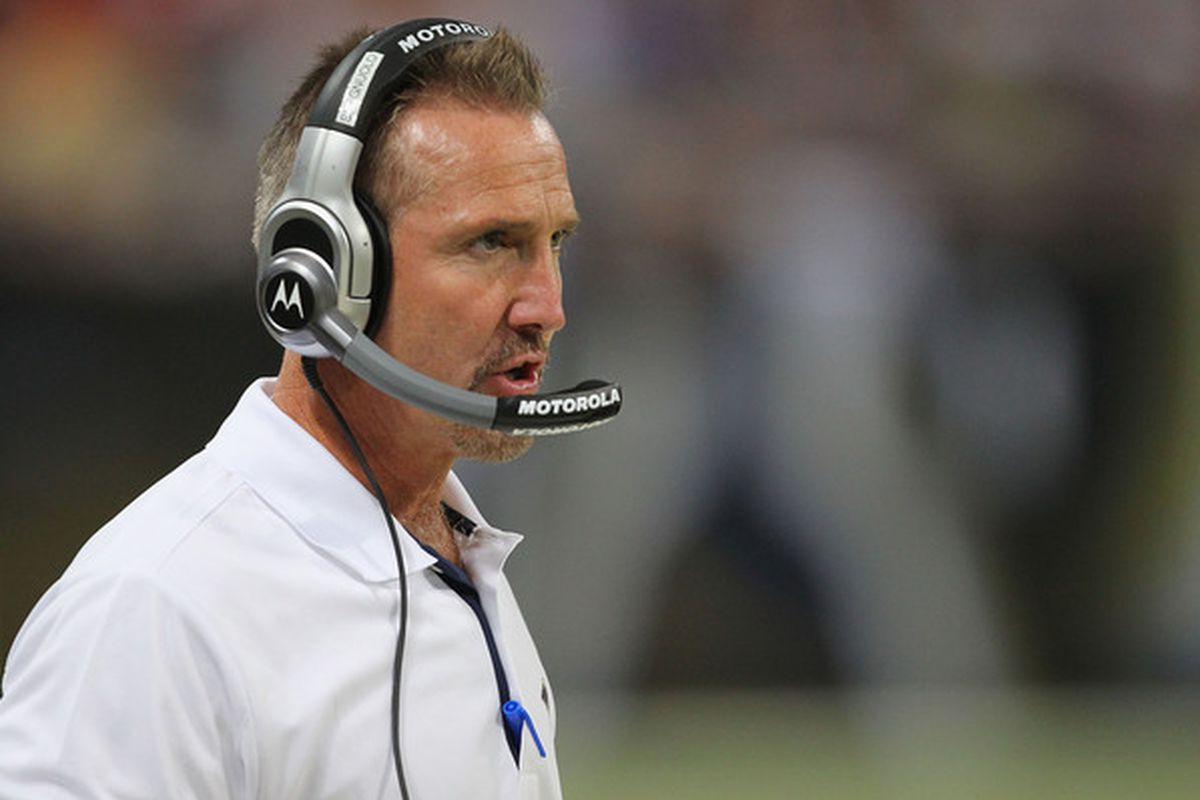 Steve Spagnuolo was promoted to secondary coach on Wednesday.