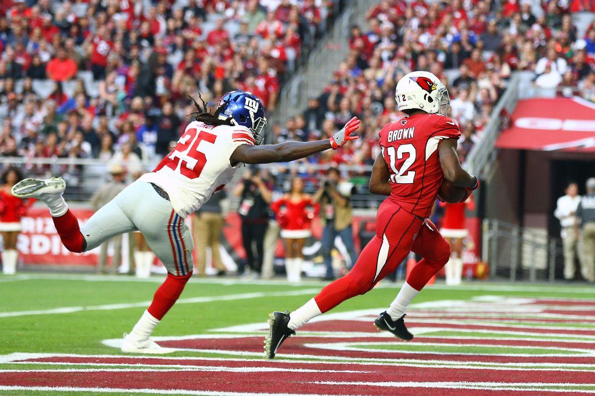 NFL: New York Giants at Arizona Cardinals