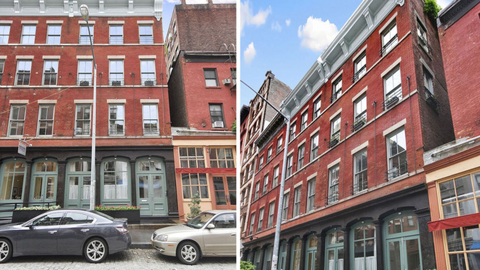39 rare 39 13 5 million tribeca townhouse dates to 1869 for Tribeca townhouse for sale