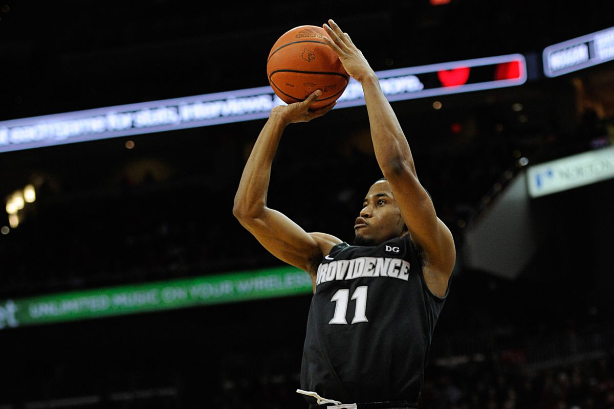 """They call him """"Ice"""" Cotton, and he's the top scorer in the Big East so far this season."""