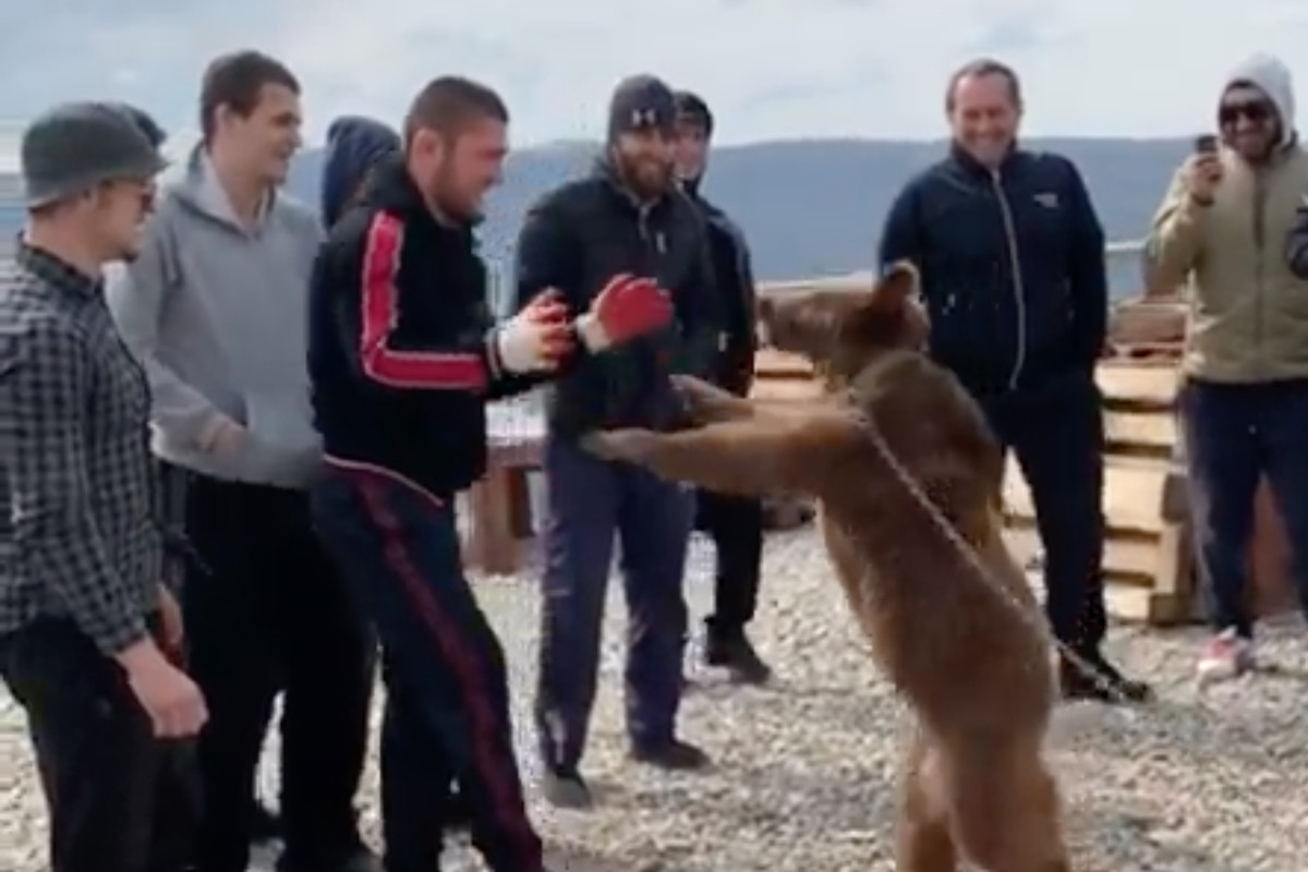 The Weekly Grind: Javier Mendez travels to Dagestan with Khabib, Donald Cerrone gives tour of BMF ranch