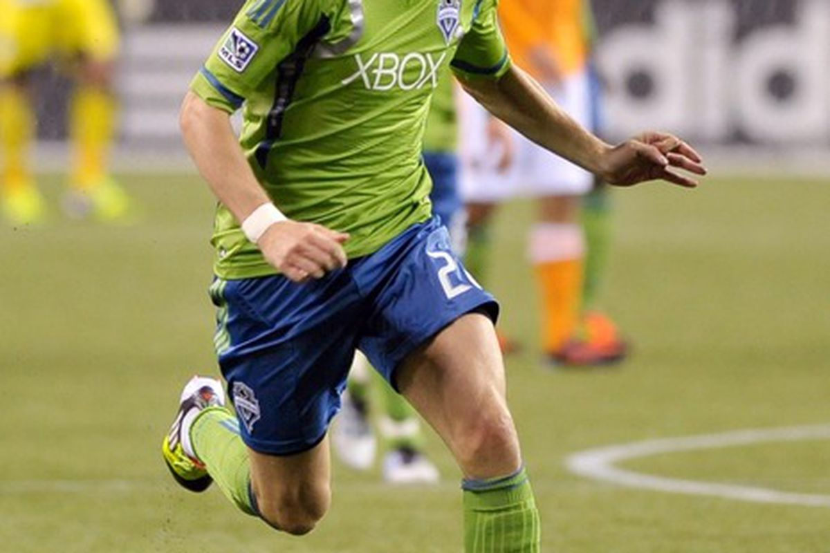 Christian Sivebaek had the size and athleticism to succeed in MLS, but never really put it together.