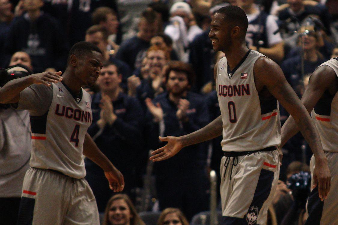 Photos-MBB: Georgetown Hoyas @ UConn Huskies - 1/23/16