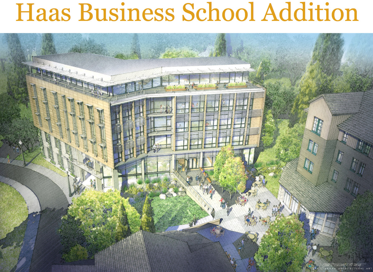 Haas Business Addition