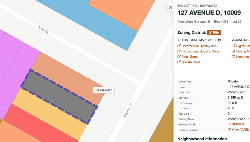 Three things you can do with NYC's new zoning and land use map