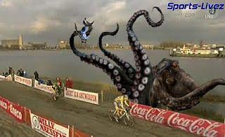 Scheldecross Octopus