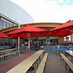 """<a href=""""http://denver.eater.com/archives/2012/05/22/a-look-inside-the-lowry-beer-garden-opening-tomorrow.php"""">Denver: A Look Inside <strong>The Lowry Beer Garden</strong></a> [Adam Larkey]"""