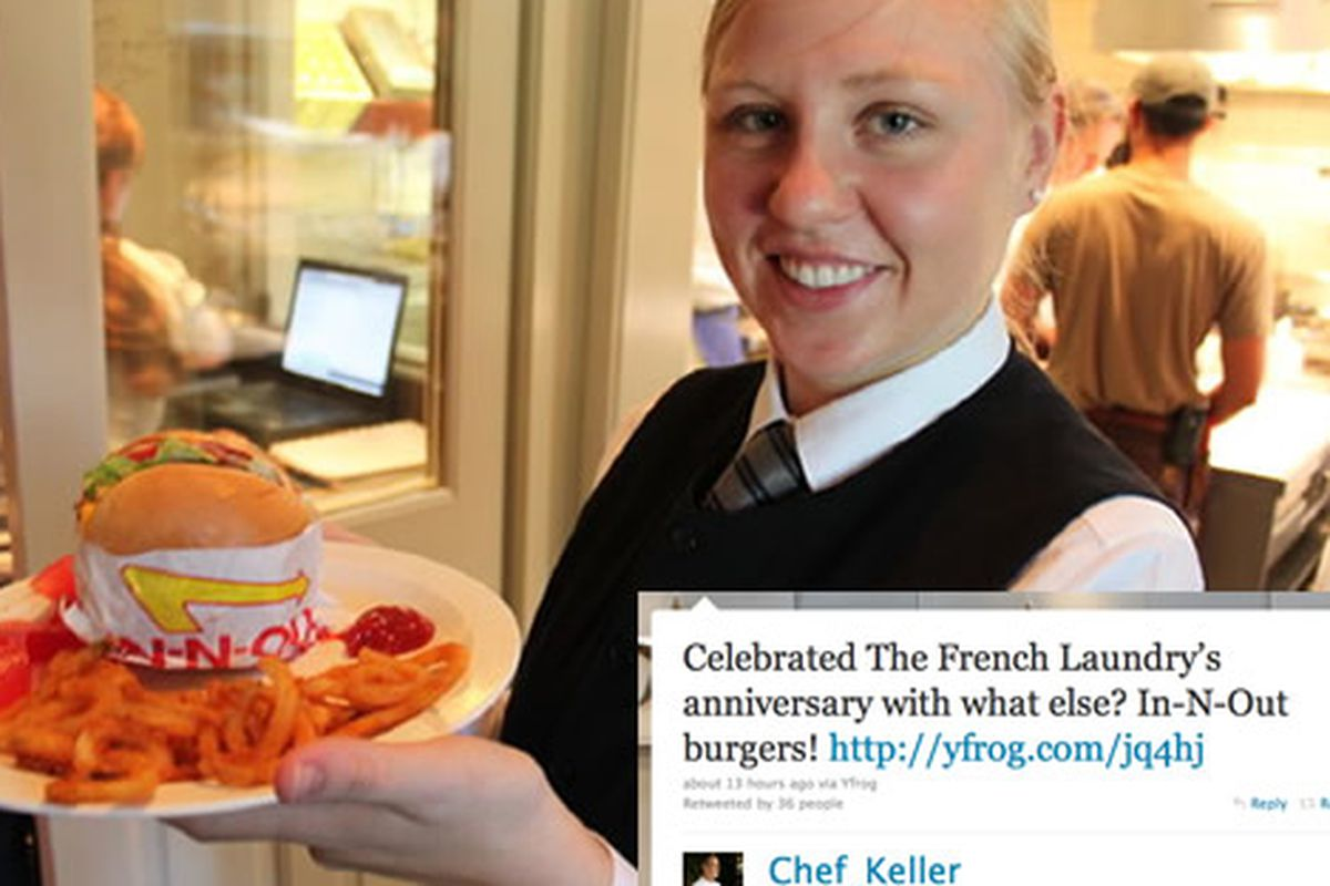 the french laundry celebrates with in n out eater