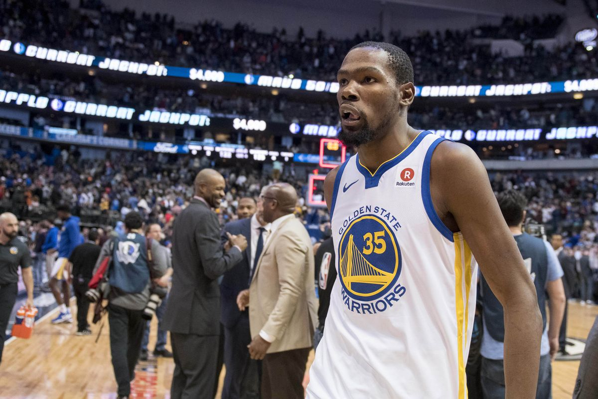 89b6205d74eb Warriors play analysis  Is Durant the Defensive Player of the Year ...