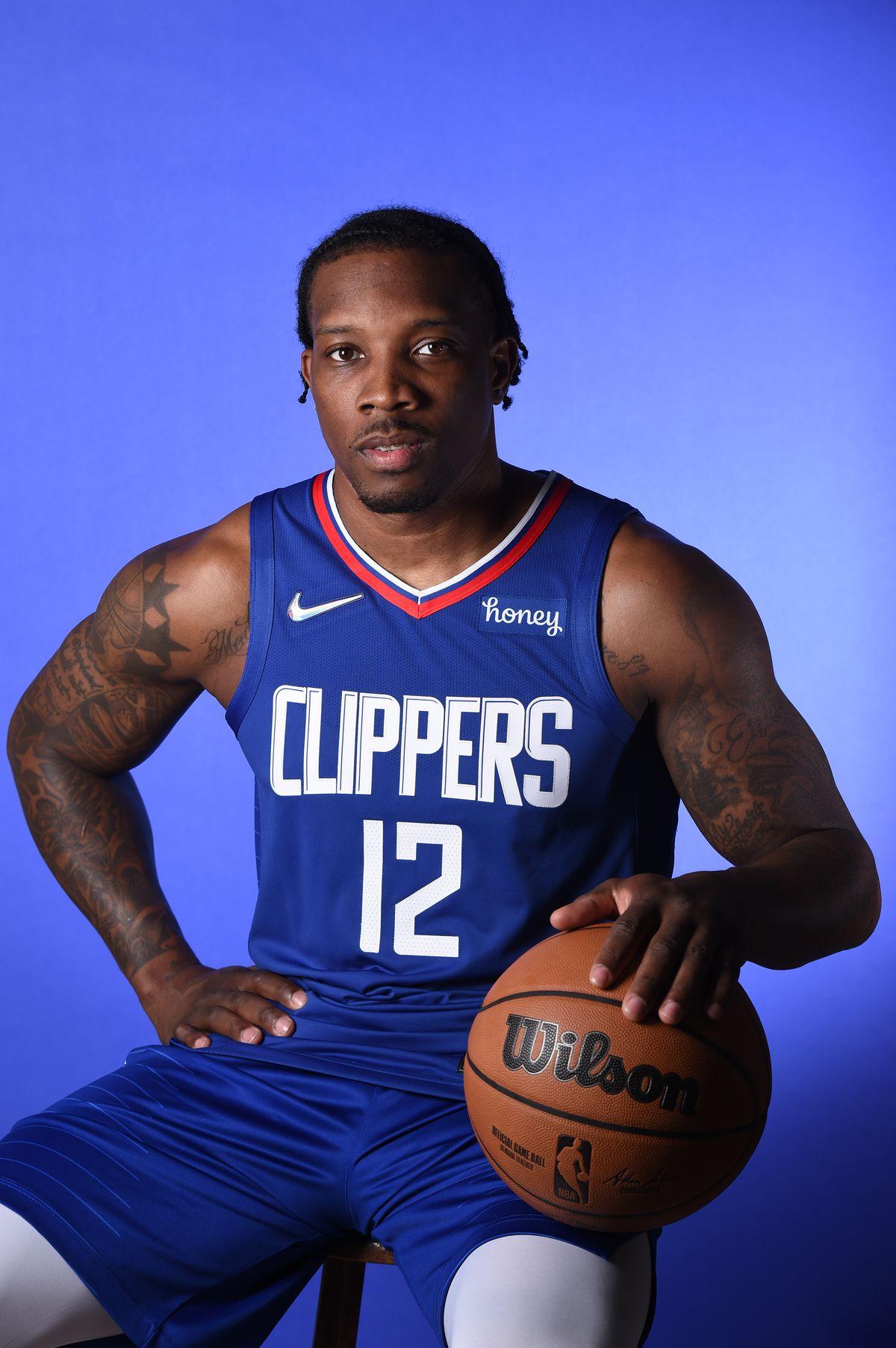 2021-22 LA Clippers Media Day